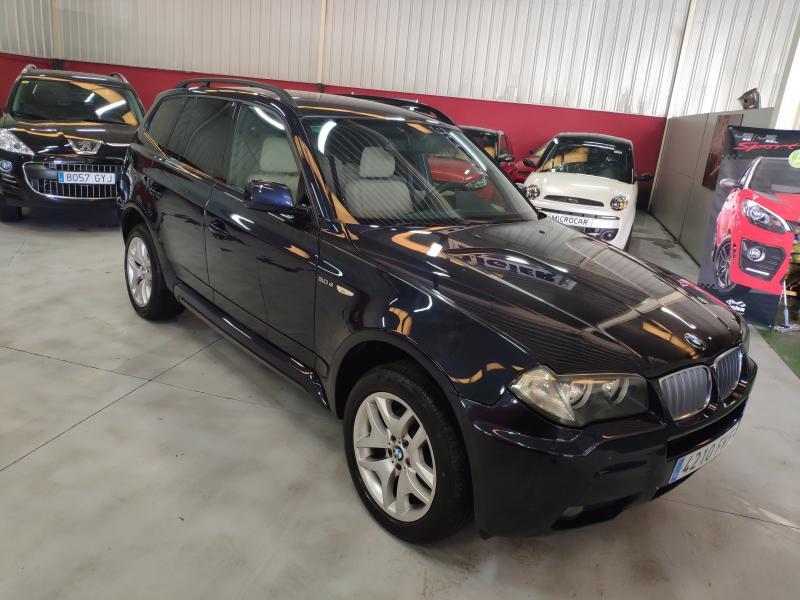 BMW X3 3.0 D 220 CV  (AZUL) - Foto 1