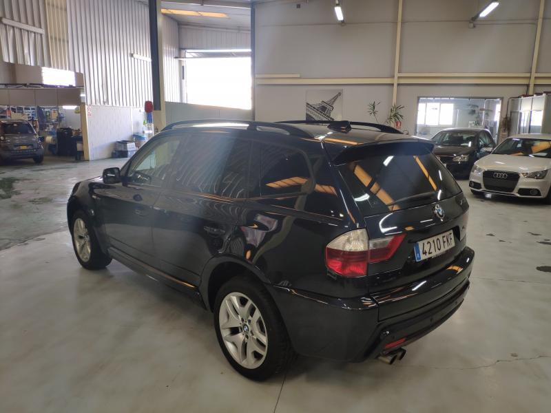 BMW X3 3.0 D 220 CV  (AZUL) - Foto 3