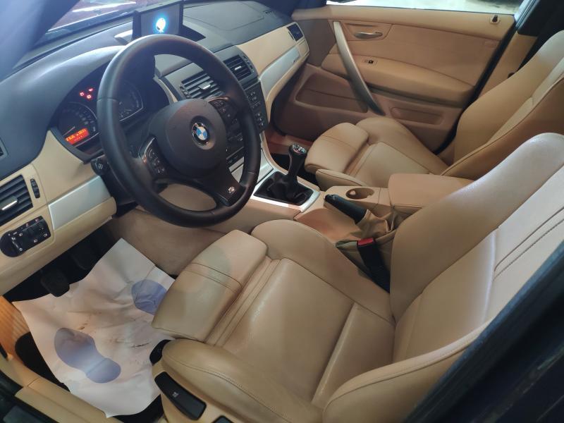 BMW X3 3.0 D 220 CV  (AZUL) - Foto 4
