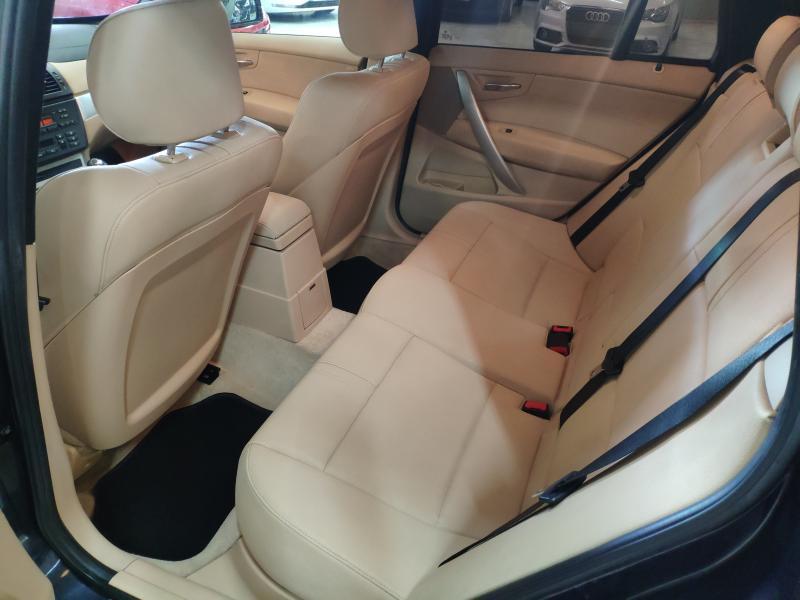 BMW X3 3.0 D 220 CV  (AZUL) - Foto 5