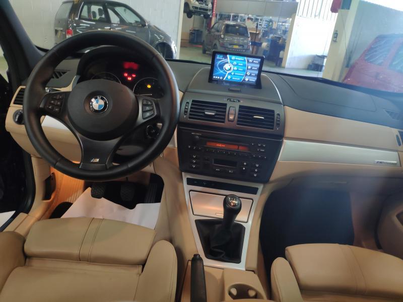 BMW X3 3.0 D 220 CV  (AZUL) - Foto 6