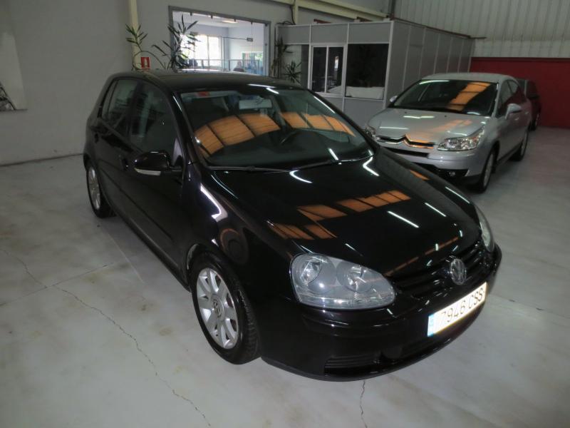 VW GOLF 2.0 Tdi 140 CV (NEGRO) - Foto 1