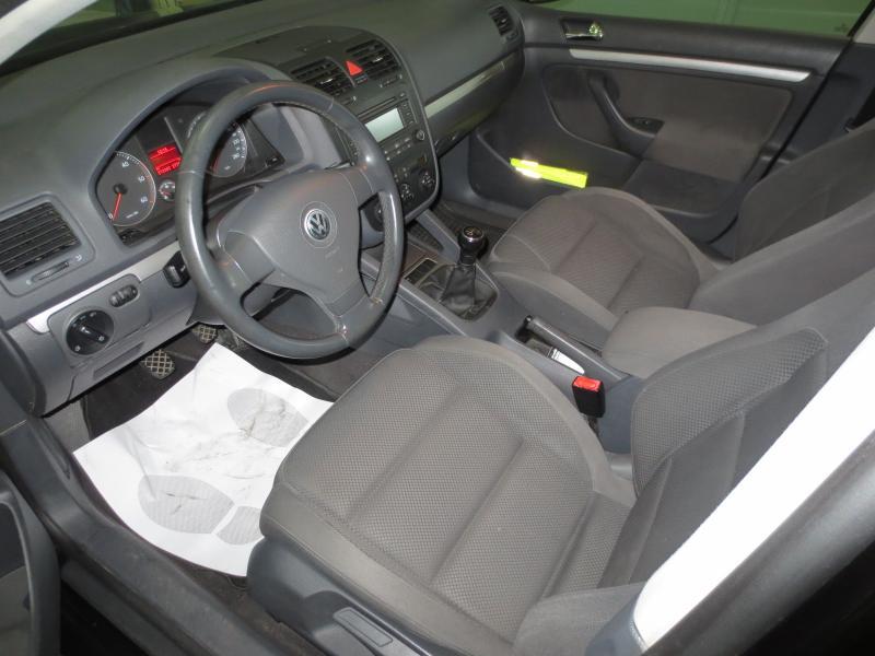 VW GOLF 2.0 Tdi 140 CV (NEGRO) - Foto 4