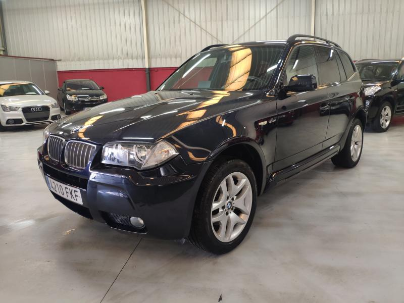 BMW X3 3.0 D 220 CV  (AZUL)