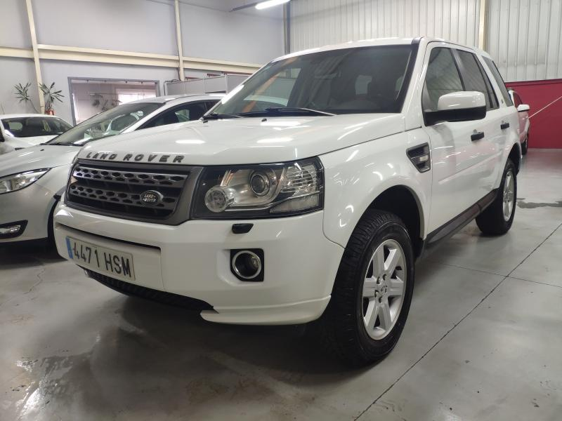 LAND ROVER FREELANDER 2.2 HSE 150CV (BLANCO)