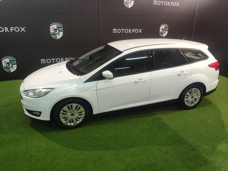 FORD FOCUS 1.5 TDCI 100CV (BLANCO) - Foto 1