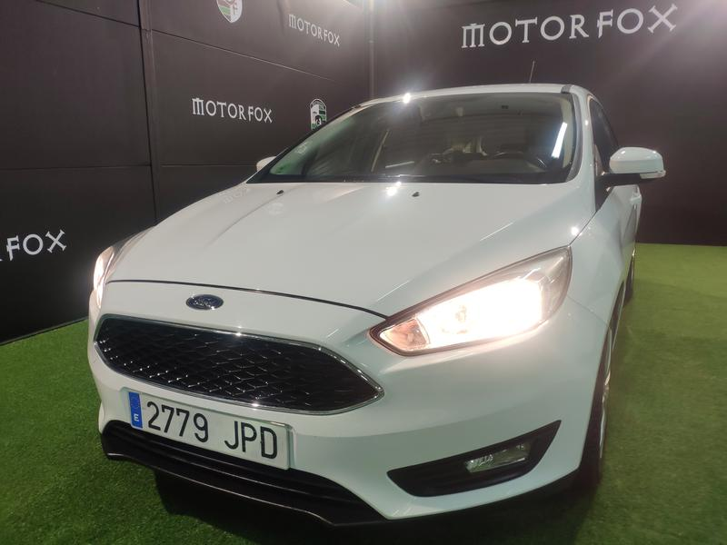 FORD FOCUS 1.5 TDCI 100CV (BLANCO) - Foto 8
