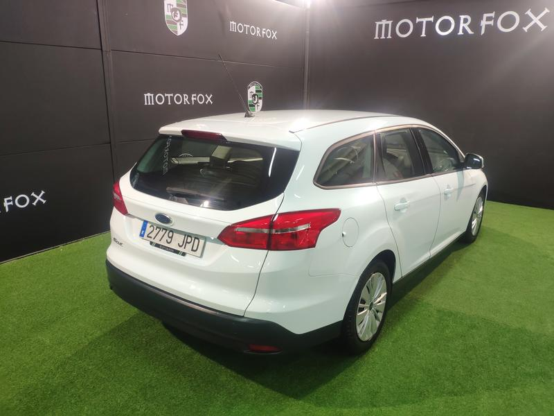 FORD FOCUS 1.5 TDCI 100CV (BLANCO) - Foto 9