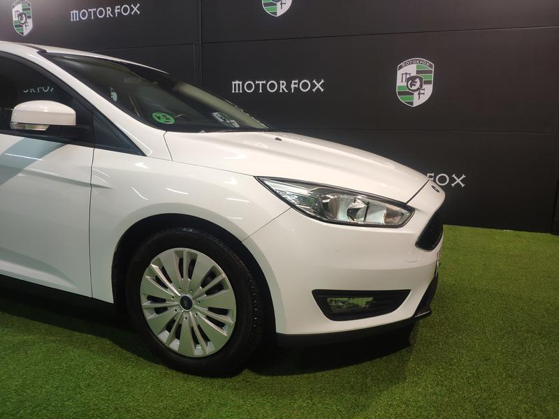 FORD FOCUS 1.5 TDCI 100CV (BLANCO) - Foto 11