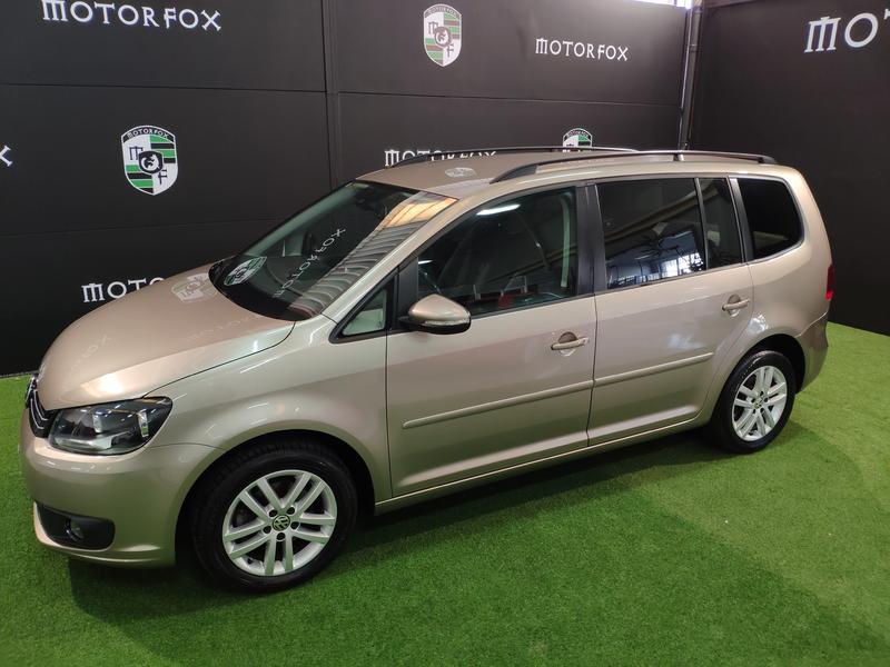 VW TOURÁN 1.6 TDI 105CV (GRIS) - Foto 1