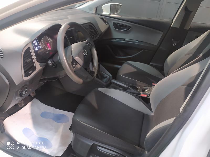 SEAT LEON 1.6 TDI 105 CV ST (BLANCO) - Foto 3