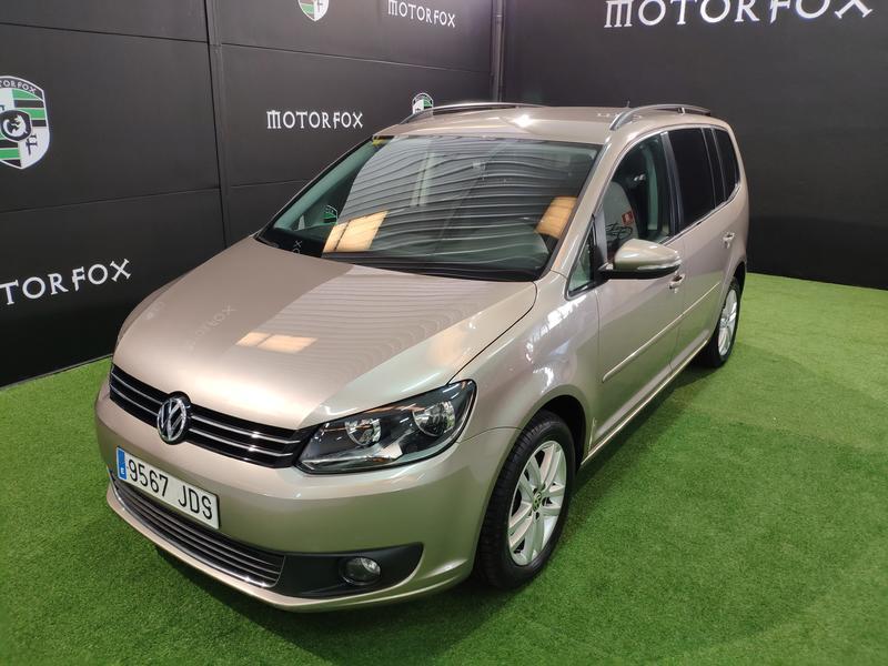 VW TOURÁN 1.6 TDI 105CV (GRIS)